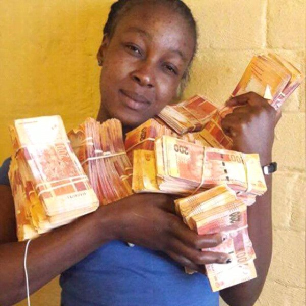 mama mariam will help you become rich with a lot of money