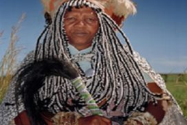Mama jembe the professional traditional healer known ever in South Africa