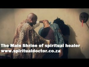 Dr moosa Marine Witch Doctor and Africa Native Doctor